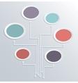 Tree symbol communication information technology vector