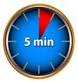 Five minutes vector