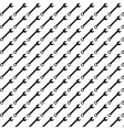 Seamless pattern background of adjustable wrench vector