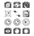 Photo logo vector