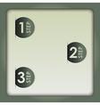 Steps frame vector