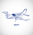 Airplane 4 vector