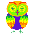 With owl vector