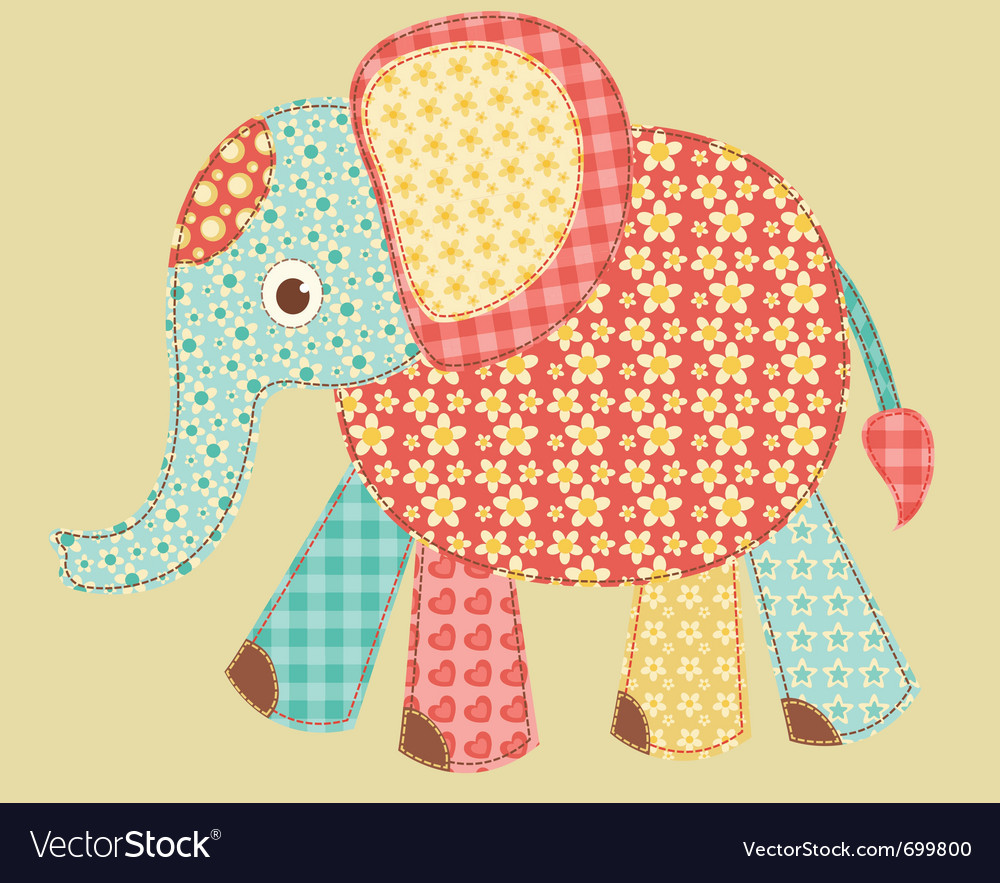 Application elephant vector | Price: 1 Credit (USD $1)