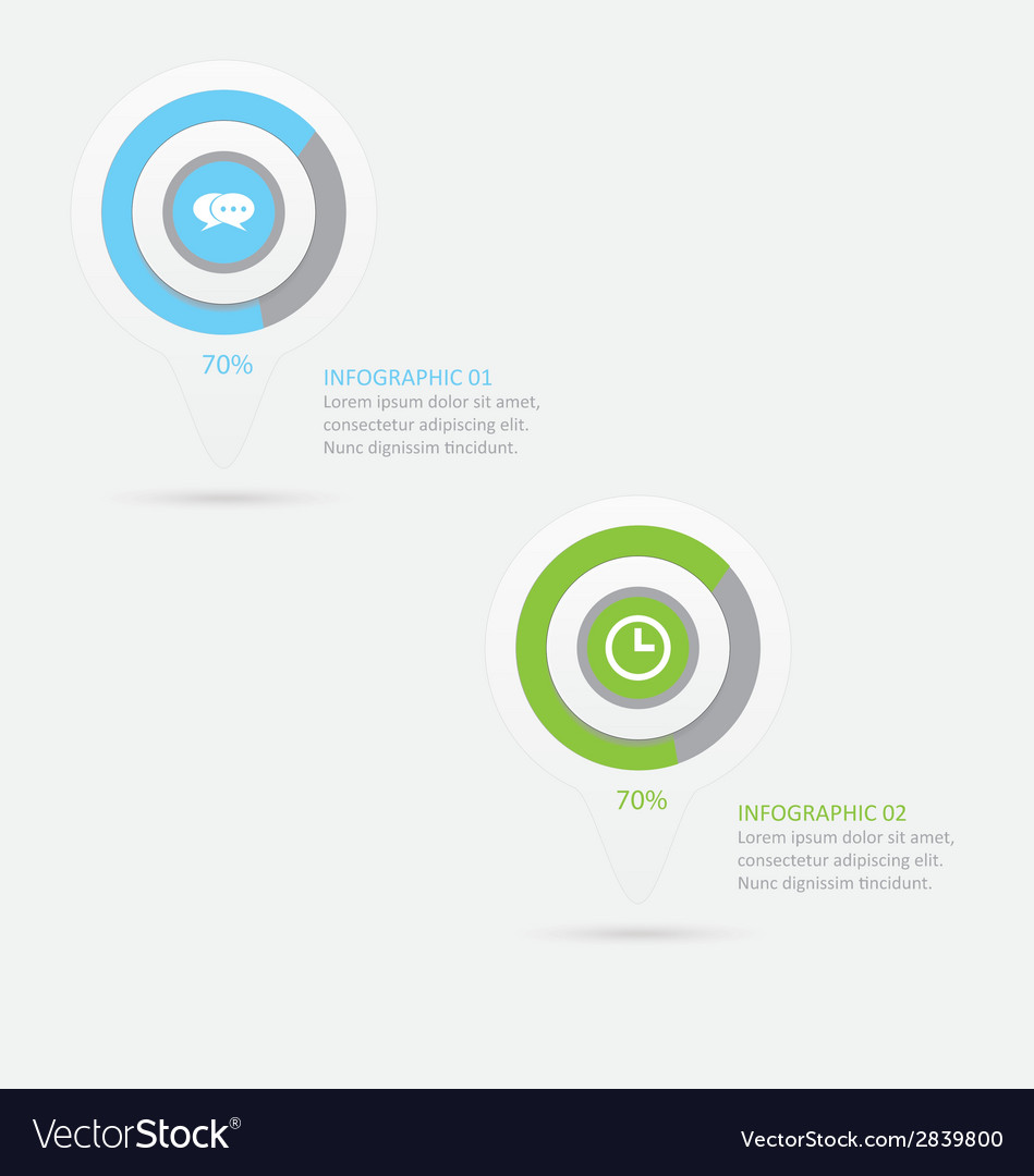 Infographic 36 vector | Price: 1 Credit (USD $1)