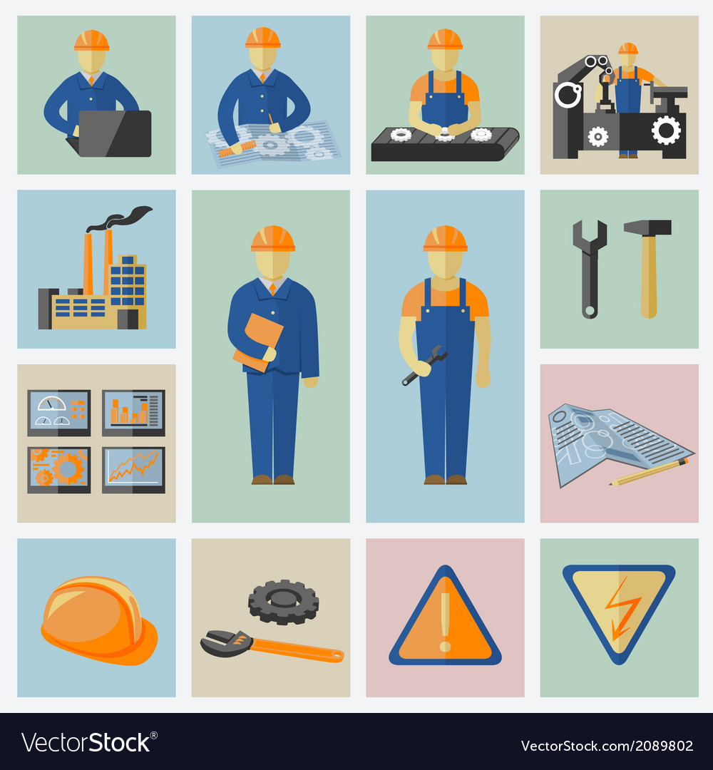 Engineering and construction vector | Price: 1 Credit (USD $1)