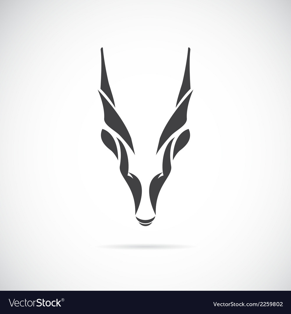 Goats head vector | Price: 1 Credit (USD $1)