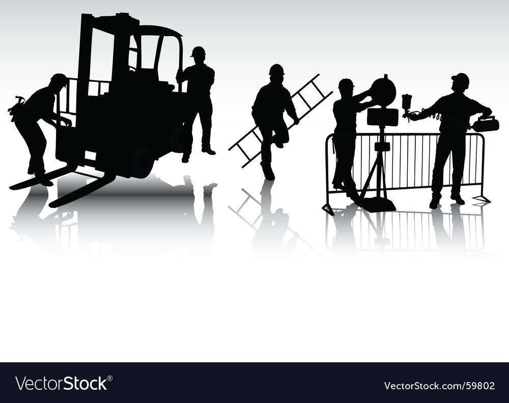 Workers vector   Price: 1 Credit (USD $1)