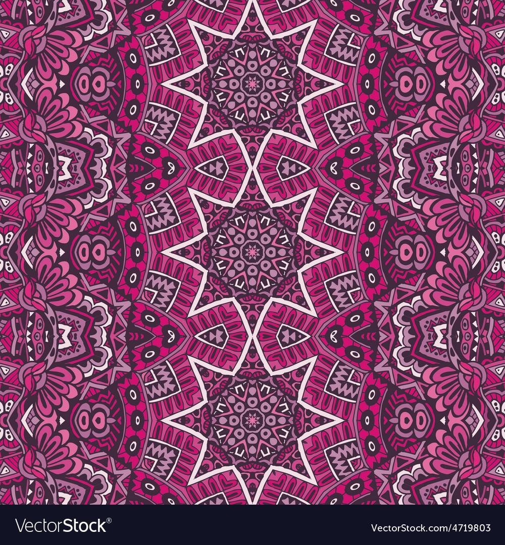 Seamless pattern ornamental vector | Price: 1 Credit (USD $1)