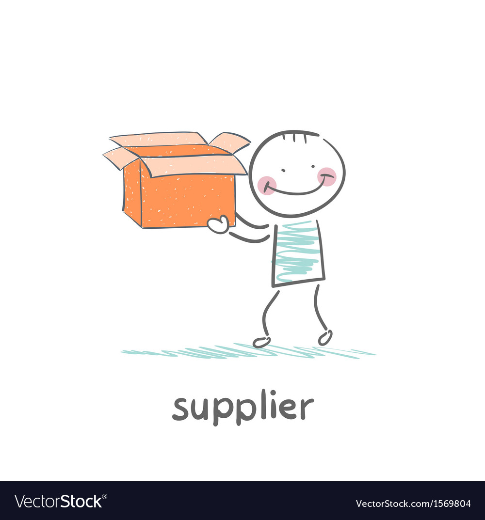 Supplier is an empty box vector | Price: 1 Credit (USD $1)