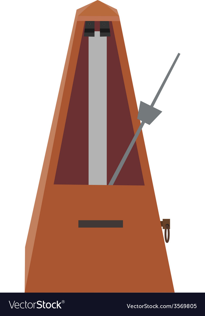 Metronome vector | Price: 1 Credit (USD $1)