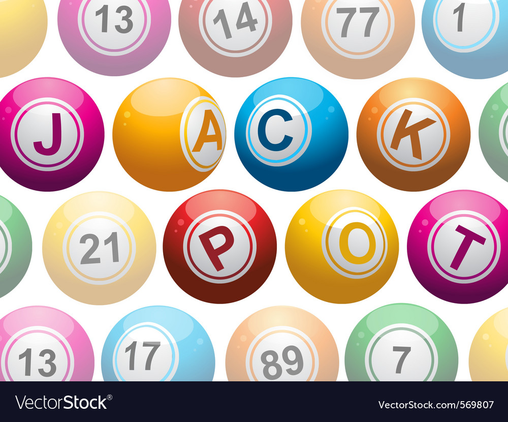 Lottery or bingo balls vector | Price: 1 Credit (USD $1)