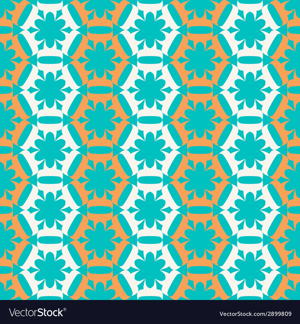 Stylized floral pattern vector | Price: 1 Credit (USD $1)
