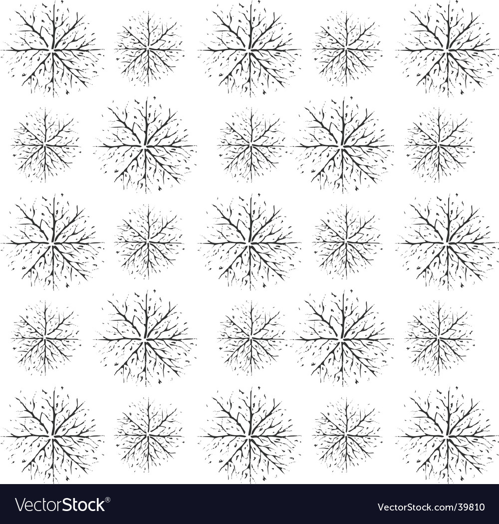Ceiling pattern vector | Price: 1 Credit (USD $1)
