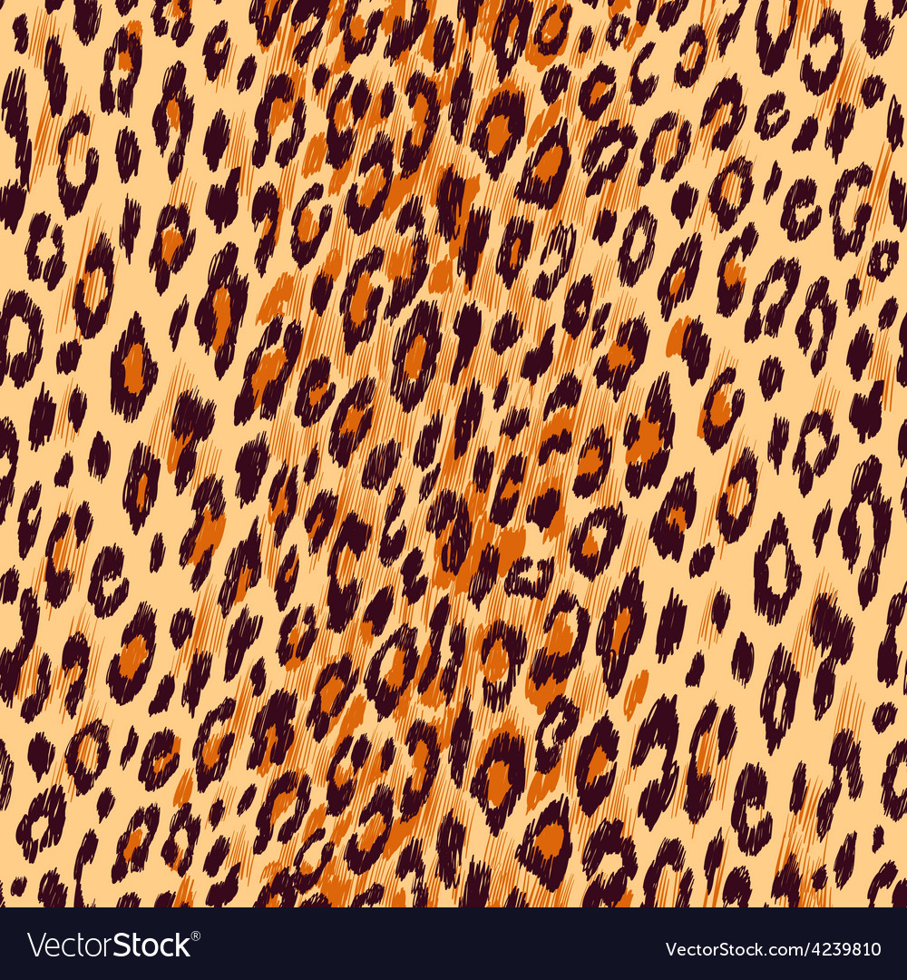 Leopard skin vector | Price: 1 Credit (USD $1)