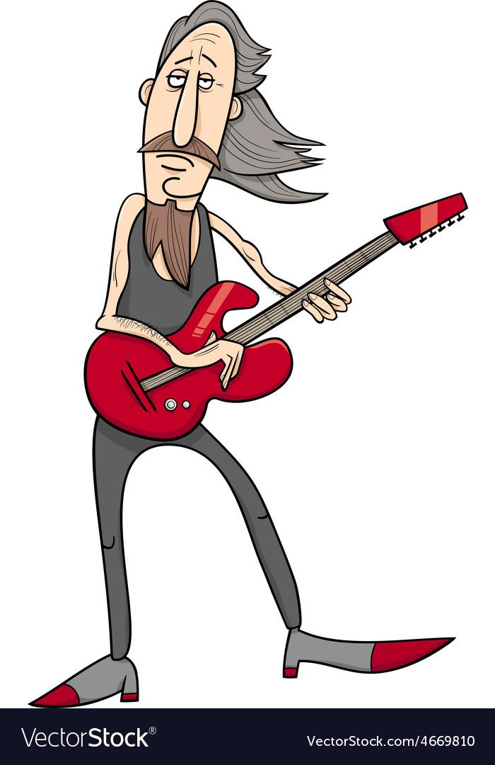 Old rock man cartoon vector   Price: 1 Credit (USD $1)