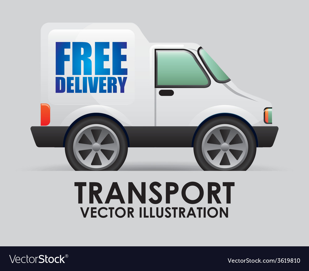 Transport vehicle vector | Price: 1 Credit (USD $1)