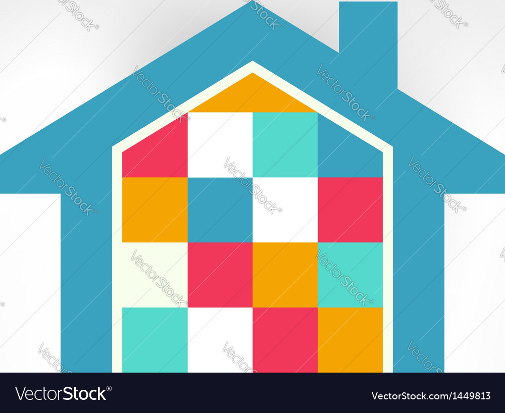 House modern logo vector | Price: 1 Credit (USD $1)