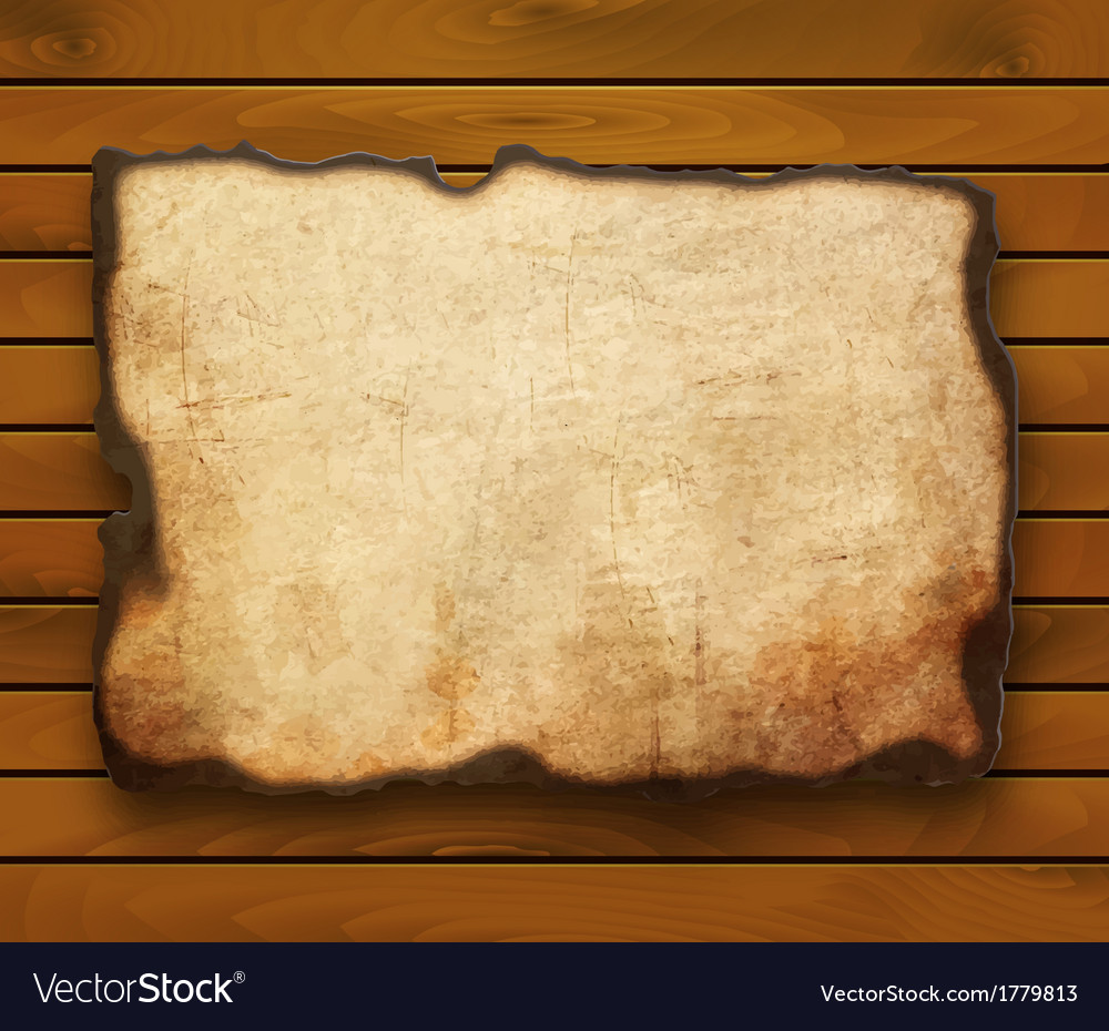 Wooden paper 3 vector | Price: 1 Credit (USD $1)