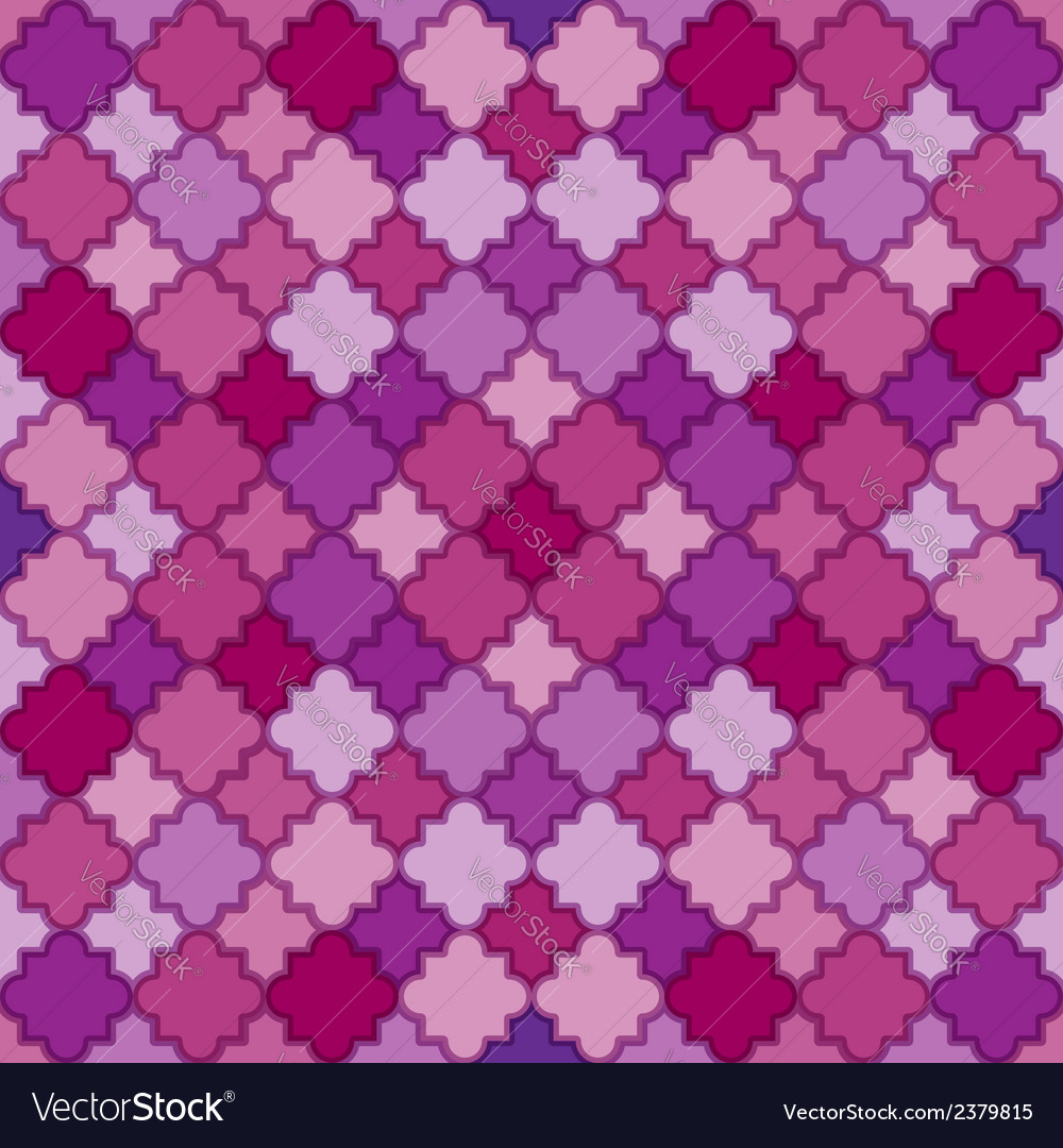 Abstract purple pattern vector | Price: 1 Credit (USD $1)