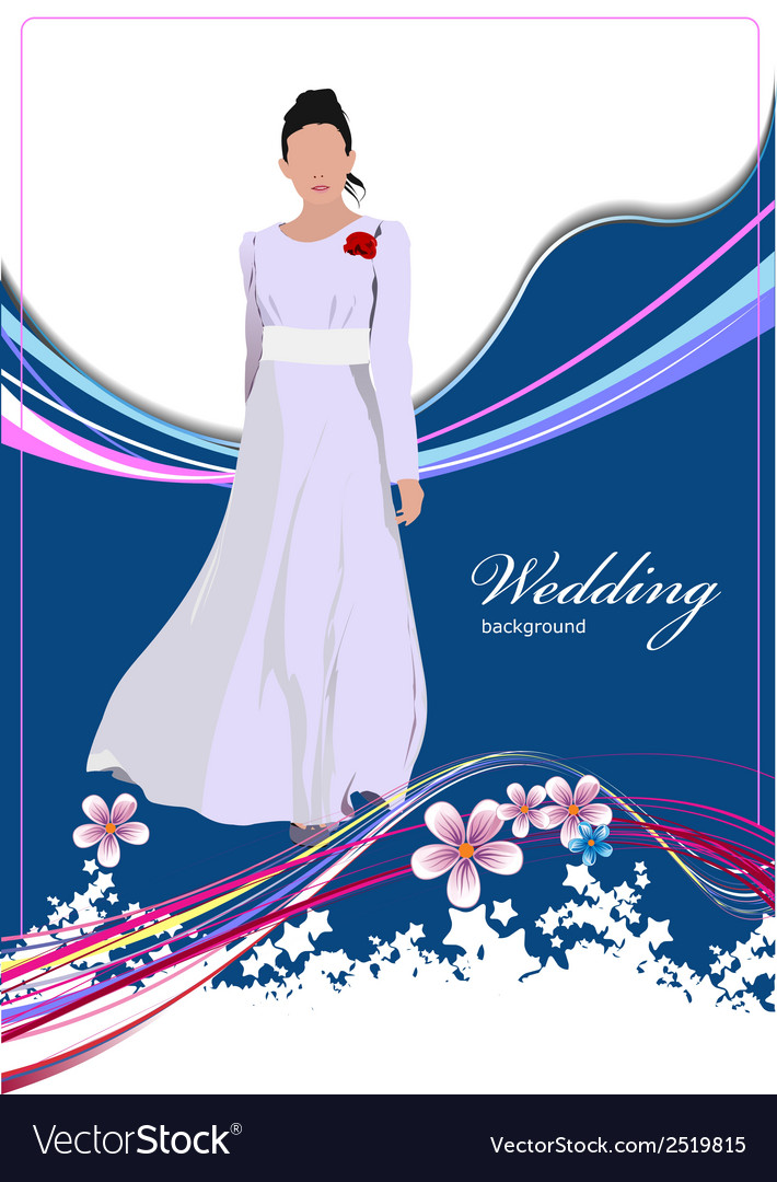 Al 0339 wedding vector | Price: 1 Credit (USD $1)