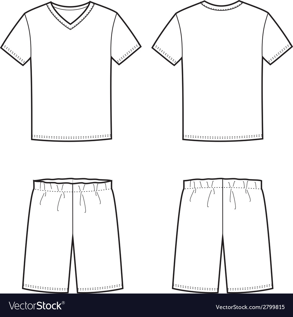 Sleepwear vector | Price: 1 Credit (USD $1)