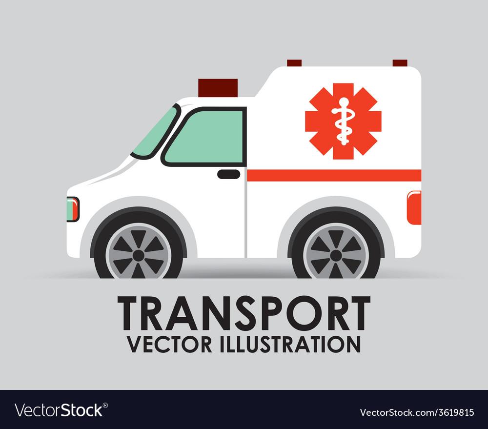 Transport vehicle vector | Price: 1 Credit (USD $1)