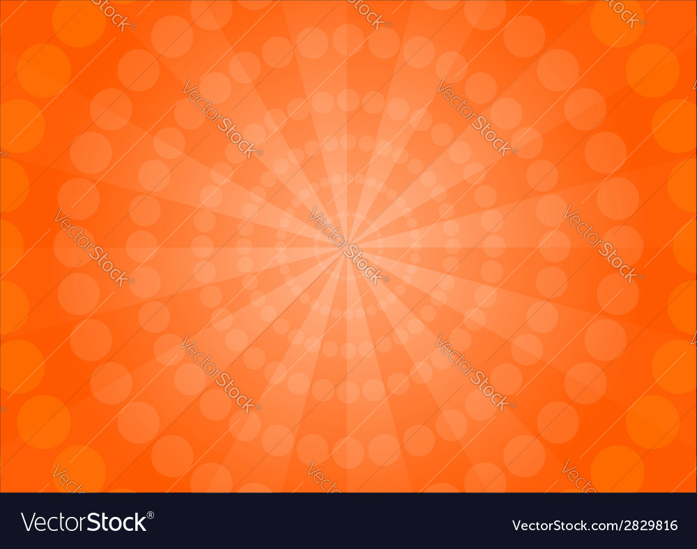 Sunray abstract background vector | Price: 1 Credit (USD $1)