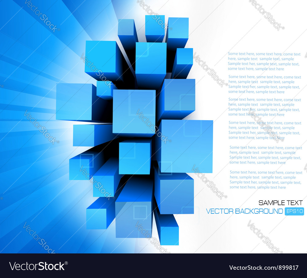 Business elegant abstract vector | Price: 1 Credit (USD $1)