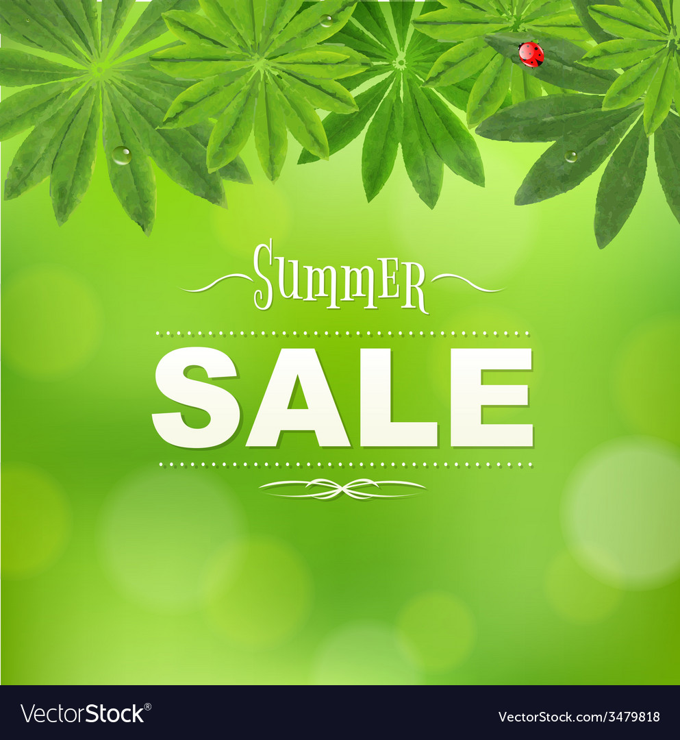 Summer poster vector   Price: 1 Credit (USD $1)