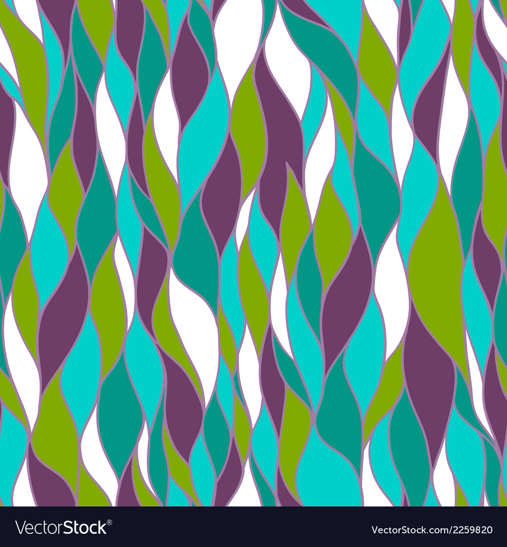 Colorful abstract seamless vector | Price: 1 Credit (USD $1)