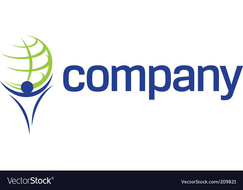 Finance world titan company logo vector | Price: 1 Credit (USD $1)