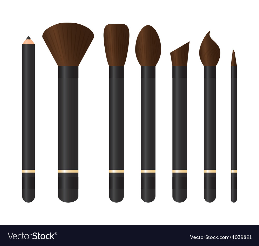 Make up design vector | Price: 1 Credit (USD $1)