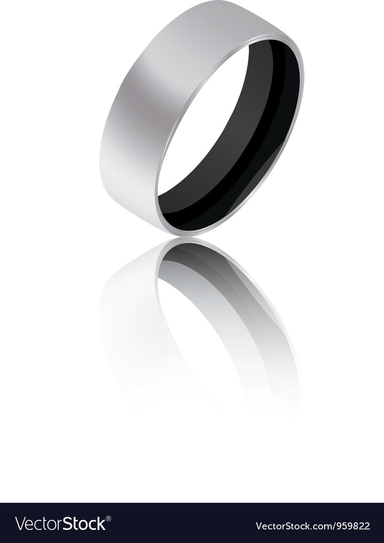 Black ring vector | Price: 1 Credit (USD $1)