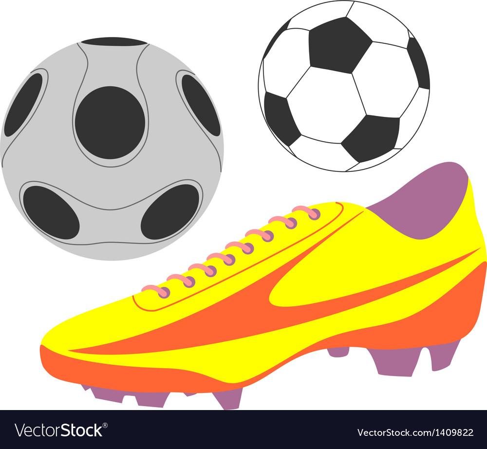 Soccer vector | Price: 1 Credit (USD $1)