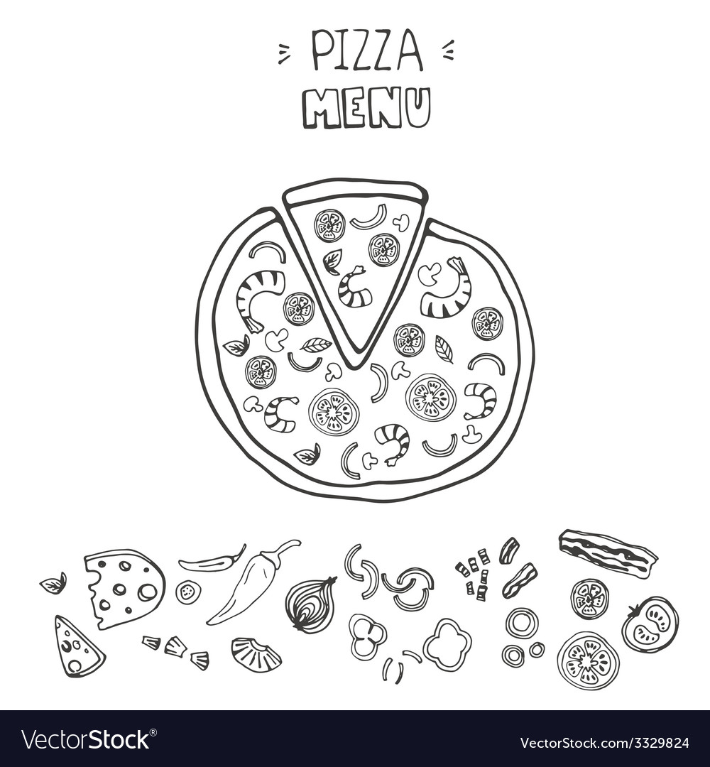 Pizzaitaliana7 vector | Price: 1 Credit (USD $1)
