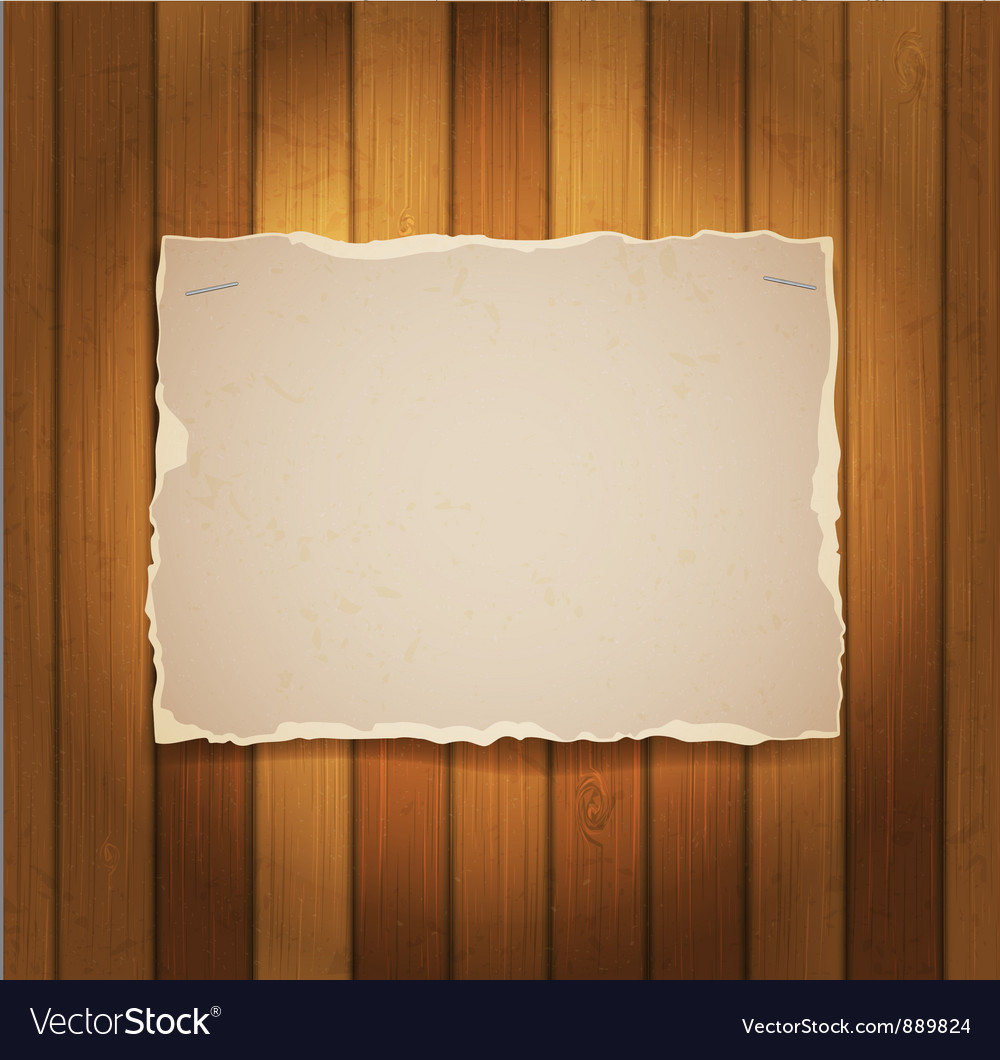 Sheet of cardboard vector | Price: 1 Credit (USD $1)