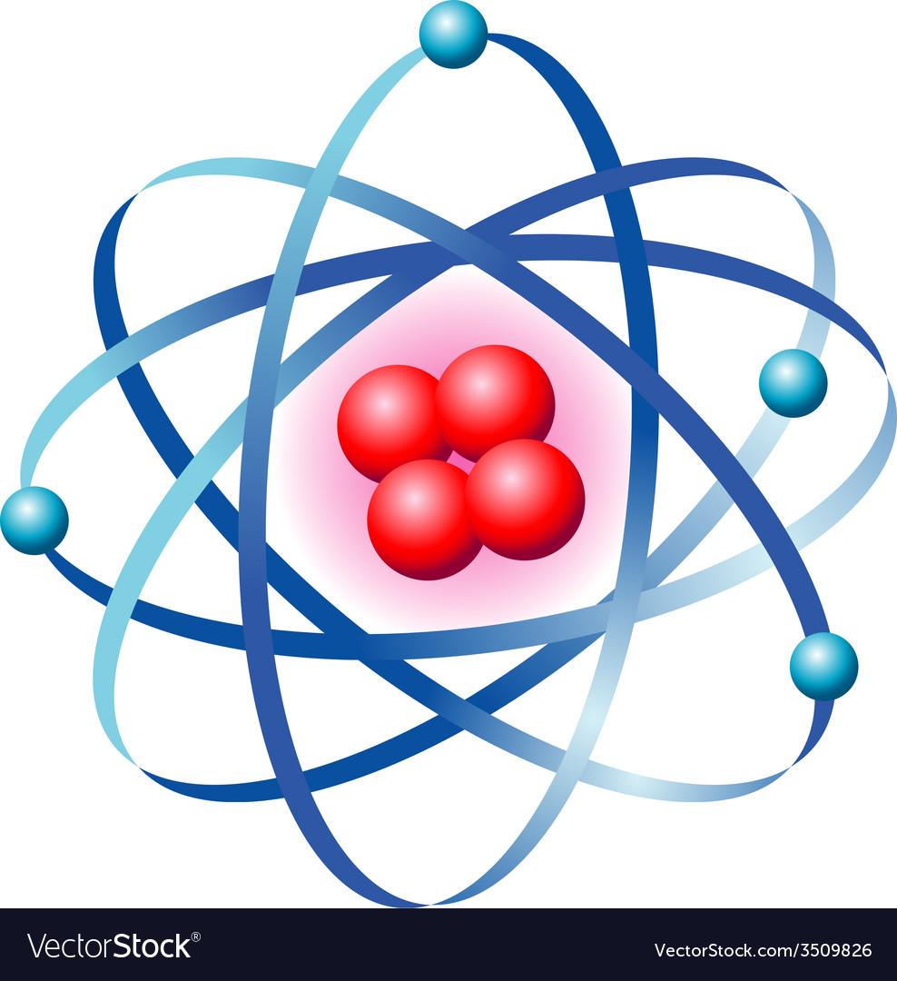 Atom vector | Price: 1 Credit (USD $1)