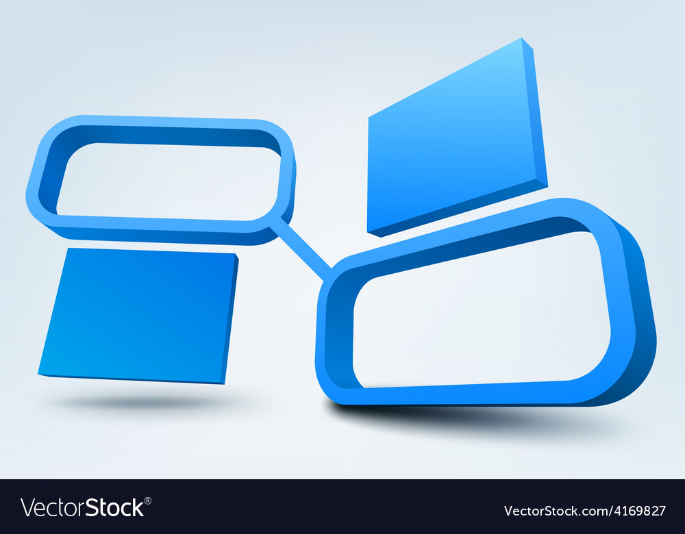 Abstract 3d with place for vector | Price: 1 Credit (USD $1)