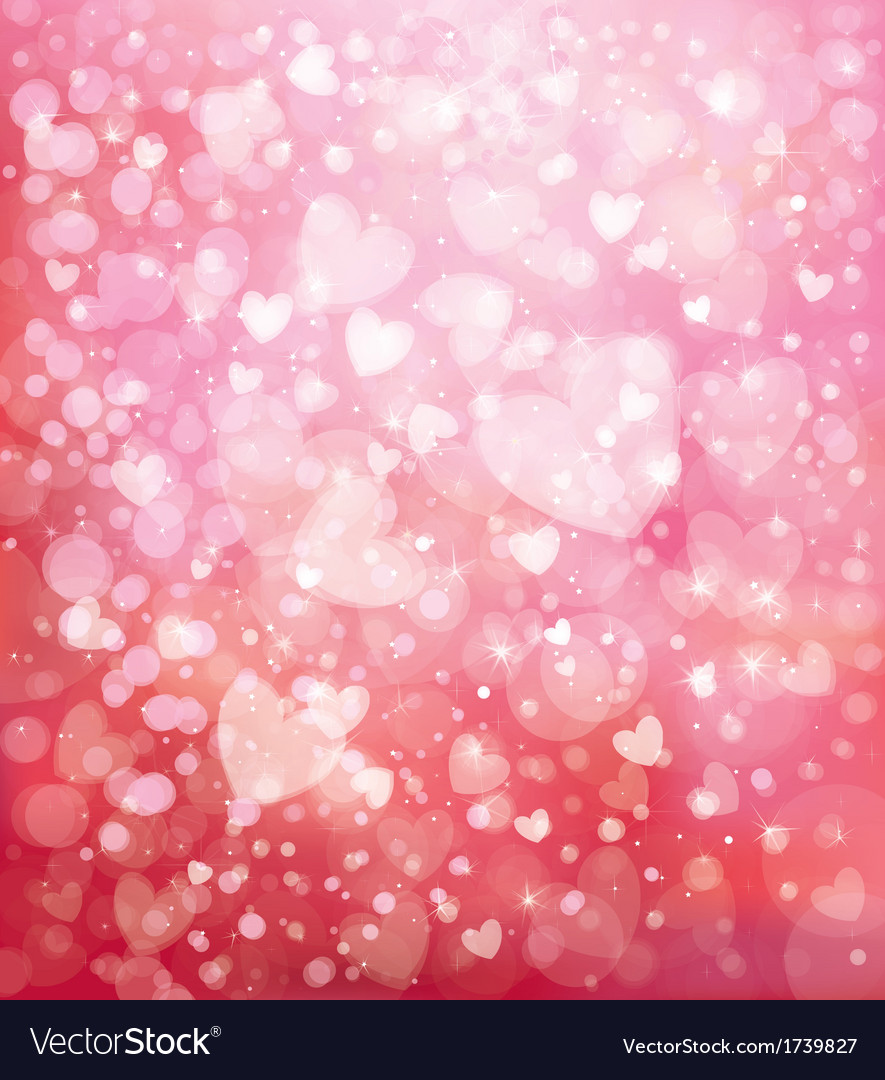 Heart background vector | Price: 1 Credit (USD $1)