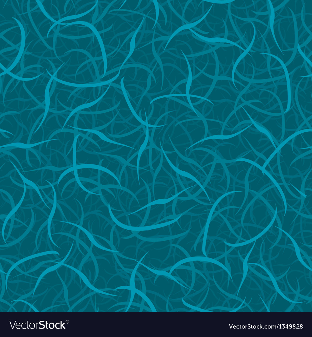 Seamless abstract water texture background vector | Price: 1 Credit (USD $1)