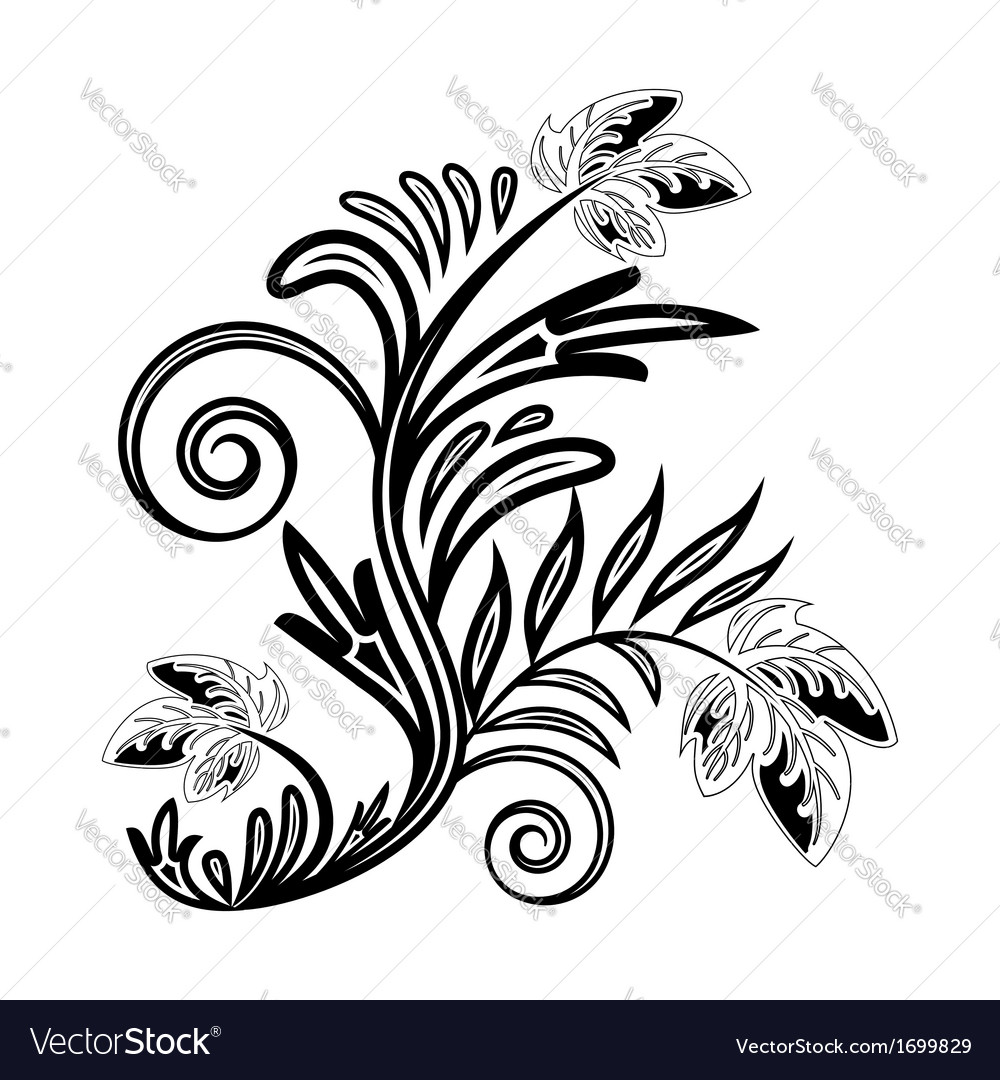 Decorative item vector | Price: 1 Credit (USD $1)