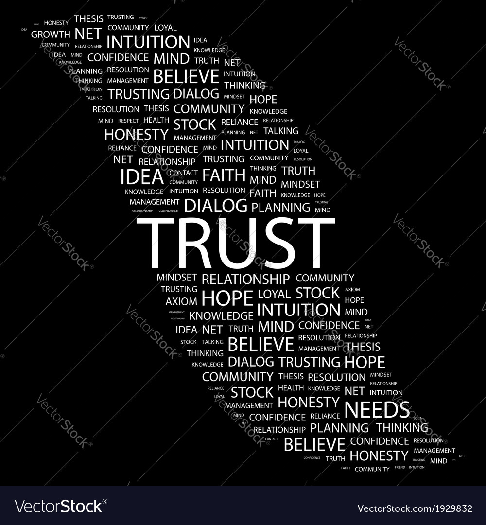 Trust vector   Price: 1 Credit (USD $1)
