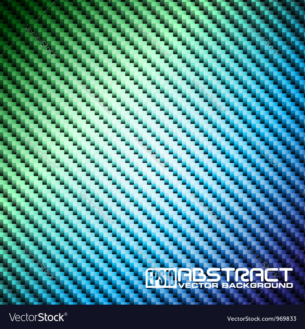 Abstract shiny background carbon pattern vector | Price: 1 Credit (USD $1)