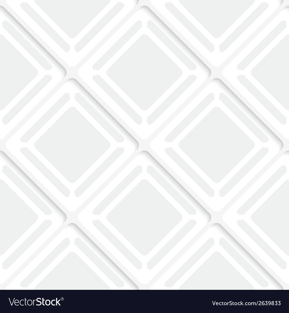 Diagonal gray squares and frames pattern vector | Price: 1 Credit (USD $1)