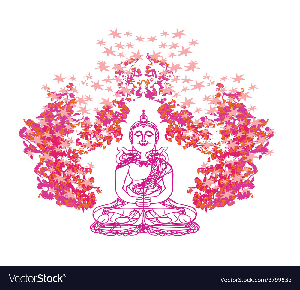 Chinese traditional artistic buddhism pattern vector   Price: 1 Credit (USD $1)