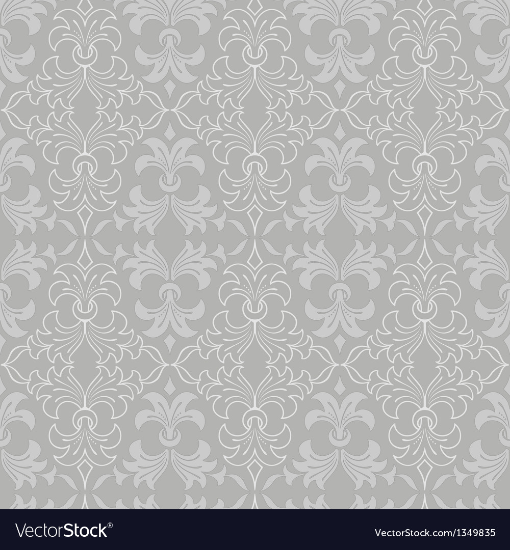 Seamless light colours wallpaper pattern vector | Price: 1 Credit (USD $1)