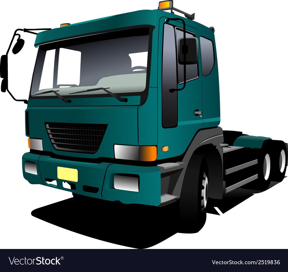 Al 0342 truck vector   Price: 1 Credit (USD $1)