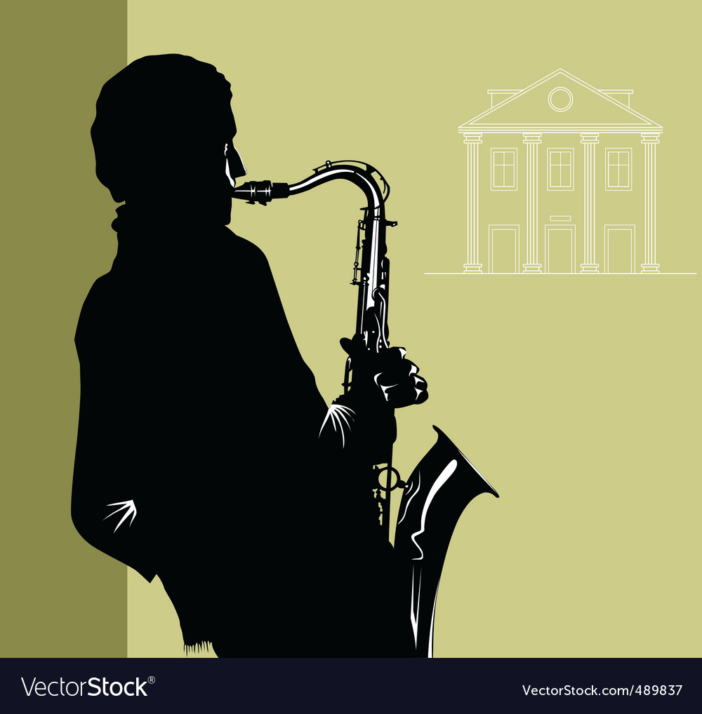 City jazz vector | Price: 1 Credit (USD $1)