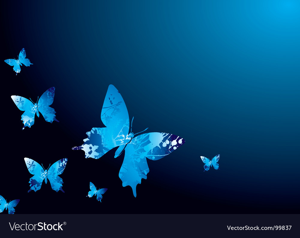 Cool butterfly vector | Price: 1 Credit (USD $1)